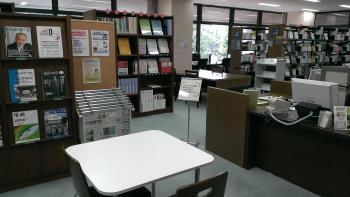 議会図書室